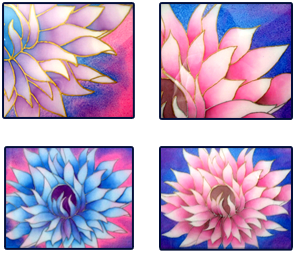 Silk Paintings For Sale Uk